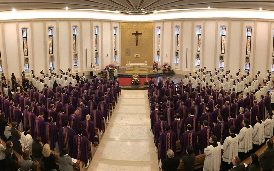Anthony Freeman Mass